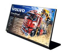 LEGO 8258 Crane Truck - CUSTOM ACRYLIC DISPLAY STAND