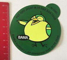 Aufkleber/Sticker: BAMA Famoos - De Inlegzool Met Echt Mos (10061626)