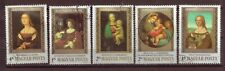 Hungary, Paintings by Raffaello, Cancelled to Order hinged, 1983