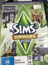 Sims 3 Stuff Town Life PC