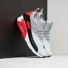 Nike Air Max 90 EZ Infrared Pure Platinum/ Wolf Grey-Black UK Size 6 EUR 40