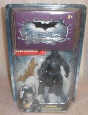 Batman Begins with crime scene evidence action figure Mattel MIP