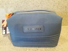 Ted Baker Smalltoiletry bag blue new with tags