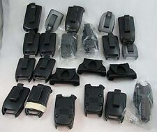 Lot of 22 Mixed Phone Carrying Case Nextel Motorola Samsung As Is