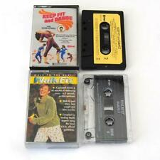 Walk Fit Keep Fit and Dance Cassette Tapes Exercise Lose Weight FREE UK Postage