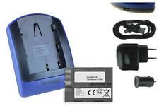 Baterìa+Cargador (USB) EN-EL3e para Nikon D80, D90, D200, D300, D300S, D700