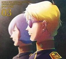 OST-MOBILE SUIT GUNDAM THE ORIGIN (ANIME) PORTRAIT 03'-JAPAN CD G35