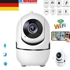 Baby Camera IP Kamera HD 1080P Überwachungskamera Monitor WLAN Nachtsicht CCTV
