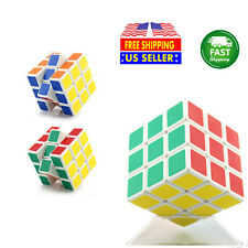 10x YongJun Cube Speed Puzzle Magic 3x3 Kids Toy Game Gift White