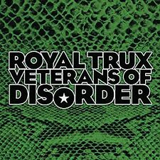 ROYAL TRUX - VETERANS OF DISORDER NEW CD