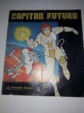 ALBUM FIGURINE **CAPITAN FUTURO ** PANINI 1980 TOEI ANIMATION CO. LTD. TOKIO/RAI