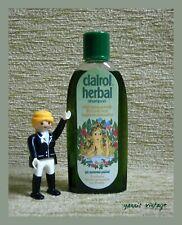 """"""" clairol herbal """" shampoo 100ml ( 3.4 fl oz ) New For Normal Hair VTG 70s WOMEN"""