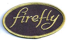 SERENITY - FIREFLY - Logo - Uniform  Patch - Aufnäher - zum aufbügeln - neu