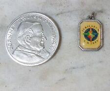 medaglia Giovanni Paolo II anno Santo 2000+medaglietta Iubilaeum 2000