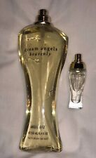 Victoria Secret Dream Angel HEAVENLY BODY MIST 8 oz + .25 oz edp. Used