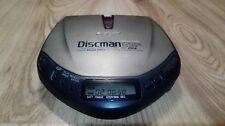 Discman Sony D-E301 Portable Cd Player Esp Protection Mega Bass Heat resistant l