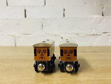 Annie & Clarabel Thomas The Tank Engine & Friends Wooden Railway Trains