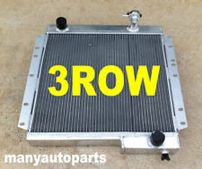Aluminum Radiator for Toyota Landcruiser Land Cruiser FJ40 FJ45 3 ROW Petrol