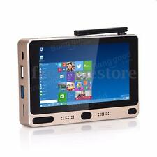 GOLE1 5 Inch 4GB+64GB Mini PC Desktop BOX Windows 10 / Android 5.1 Intel Z8300