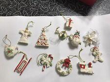 Lenox Winter Delights Ornament Set