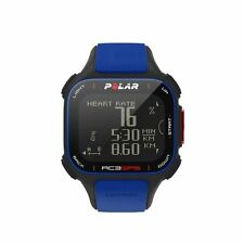 Polar RC3 GPS Running Watch Blue Authorized Dealer NIB w/ Warranty