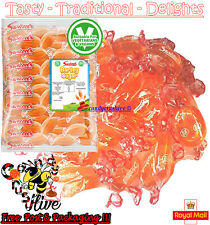 400g Swizzels BARLEY SUGAR Fruit Flavoured Boiled Retro Traditional Sweets