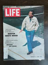 Life Magazine February 21, 1969 - Soviet Trawlers Seized in Ghana - China - A1