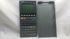 Casio fx-7700GB Power Graphic Graphing Scientific Calculator w/ Battery Cover