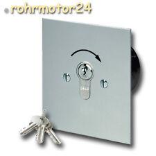 Schlüsseltaster Schlüsselschalter UP Unterputz f. Garagentor Antriebe
