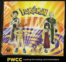 2000 Pokemon Gym Heroes 1st Edition Factory Sealed Booster Box