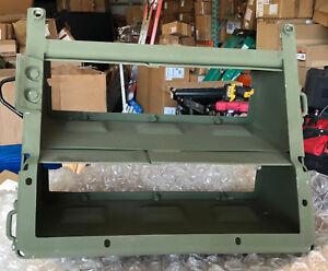 AM GENERAL MILITARY HMMWV TOW CARRIER TRUCK BATTERY RACK 5579854 12339750