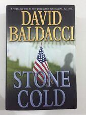 Stone Cold Bk. 3 - David Baldacci (Hardcover, Dust Jacket, 2007, 1st Edition)