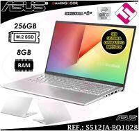 PORTATIL 15,6 ASUS VIVOBOOK INTEL I3 1005G1 256GB SSD 8GB FREEDOS TELETRABAJO
