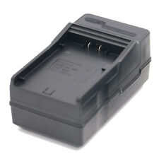 Battery Charger for PANASONIC Lumix DMC-LX2 DMC-LX3 DMC-FX07 DMC-FX9 CGA-S005A
