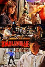 POSTER SMALLVILLE SUPERMAN  DVD SERIE 2 3 4 5 6 7 8 #5