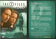DVD - THE X FILES avec DAVID DUCHOVNY, GILLIAN ANDERSON