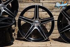 NEU für Mercedes SL R230 R231 AMG 19 Zoll Alufelgen Konkav 19 Zoll schwarz