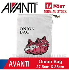 New AVANTI Onion Bag Keep Onion Fresher for Longer 38 x 27.5cm 100%25 AUTHENTIC
