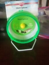 Kaytee Silent Spinner Small Pet Wheel Ball Bearing Technology Assorted Colors