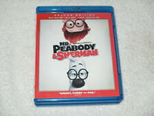 3D MOVIE BLU RAY MR PEABODY AND SHERMAN