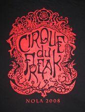 Vampire's Assistant Crew Cirque du Freak NOLA/New Orleans Black Movie Hoodie 2XL