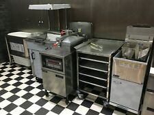 Fried Chicken shop - Fast Food Equipment - Henny Penny complete Set up package