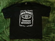 Jack Daniels Orig. T-Shirt Black Size XL