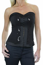 Polyester Corset Casual Sleeveless Tops & Shirts for Women