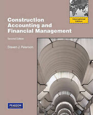 Construction Accounting & Financial Management 2E by Peterson 2nd with CD