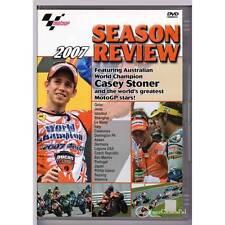MotoGP - 2007 Season Review (DVD, 2007) <REGION 0 ALL REGIONS>