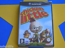 DISNEY'S CHICKEN LITTLE  (NEW&SEALED)  GAMECUBE - Wii Compatible