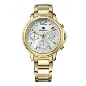 Tommy Hilfiger 1781742 Ladies Gold Claudia Watch