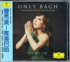 Sumi JO: ONLY BACH Cantata Jesus bleibet meine Freude Bist du nei mir CD 조수미 曹秀美