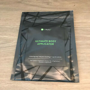 IT WORKS Ultimate body applicator wrap pour remodelage 4 applications 04/2022